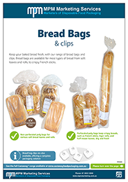 Bread Bags & Clips