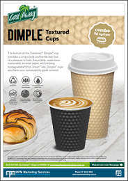 Dimple Textured Cup