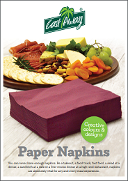 Paper Napkin - Product Brochure