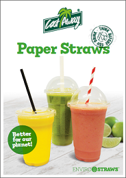Paper Straws - Product Brochure